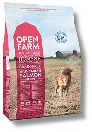 Open Farm Wild Salmon Dog Food