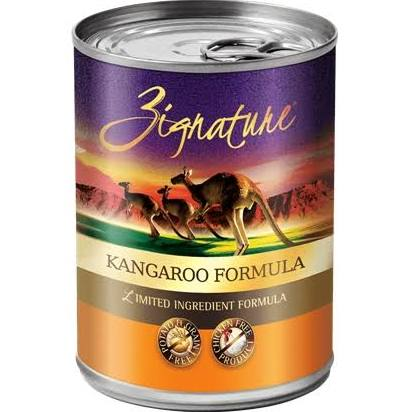 Zignature LID Kangaroo Canned Dog Food (13oz)