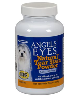 Angels' Eyes Natural Tear Stain Eliminator Remover (75g)