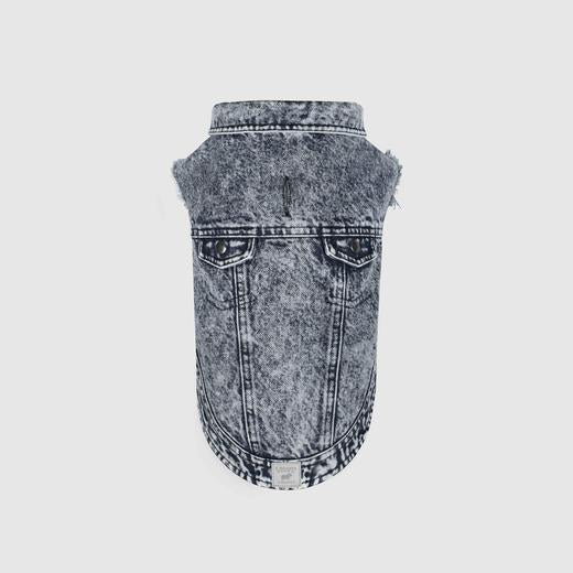 Canada Pooch Downtown Denim Vest