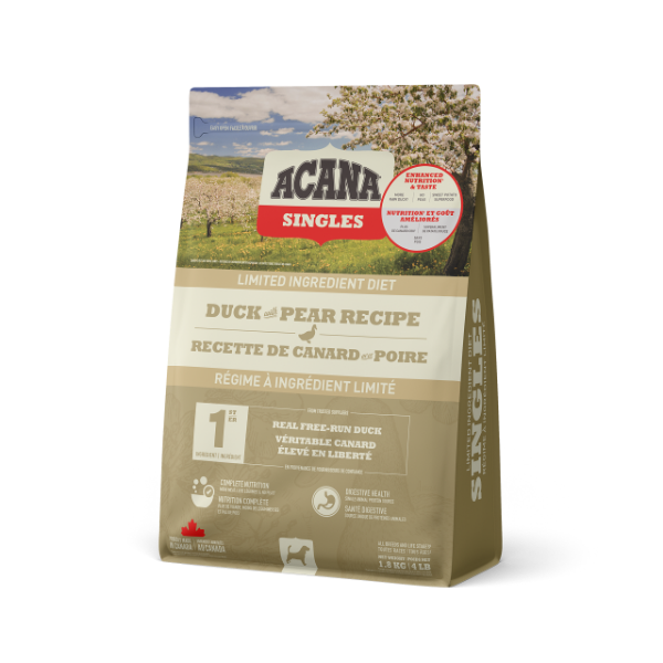 Acana Duck with Pear Dog Food (Formally Free Run Duck)