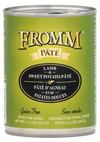 Fromm Gold Lamb & Sweet Potato Pâté GF Canned Dog Food (12.2oz)