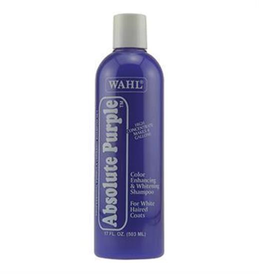 Wahl Absolute Purple Shampoo for White-haired Dogs (502ml)