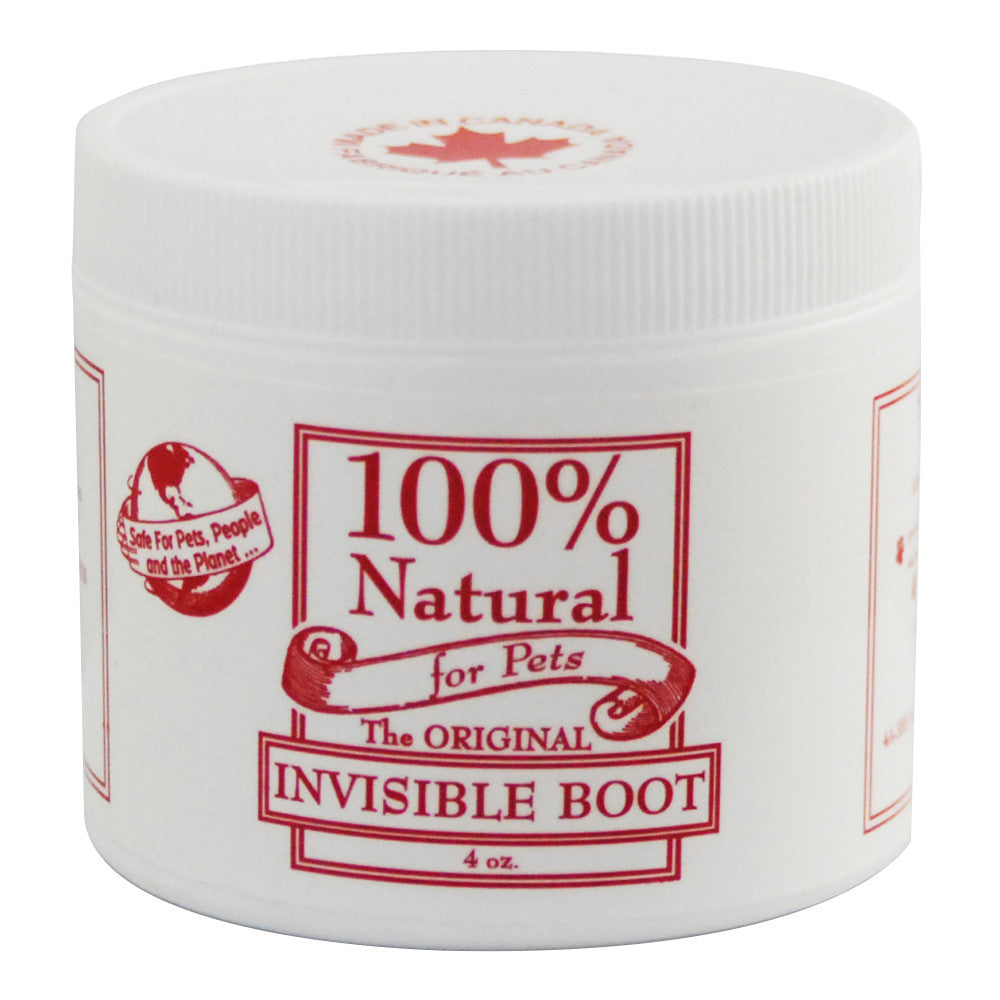 100% Natural Invisible Boot Paw - Jar (4oz)