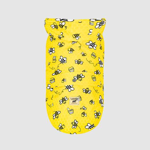 Canada Pooch Pick Me Poncho - Honey Bee