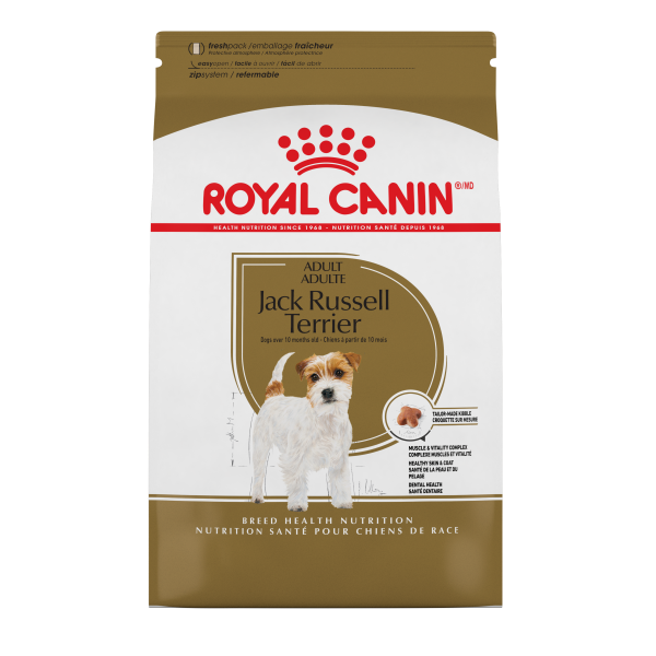 Royal Canin Adult Jack Russell Dog Food (4.5kg/10lb)