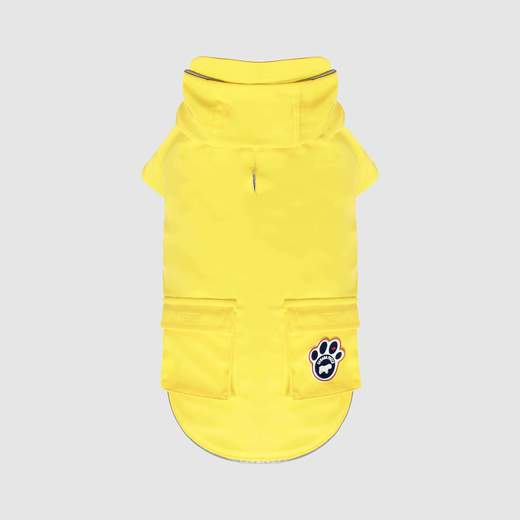 Canada Pooch Torrential Tracker Jacket - Yellow