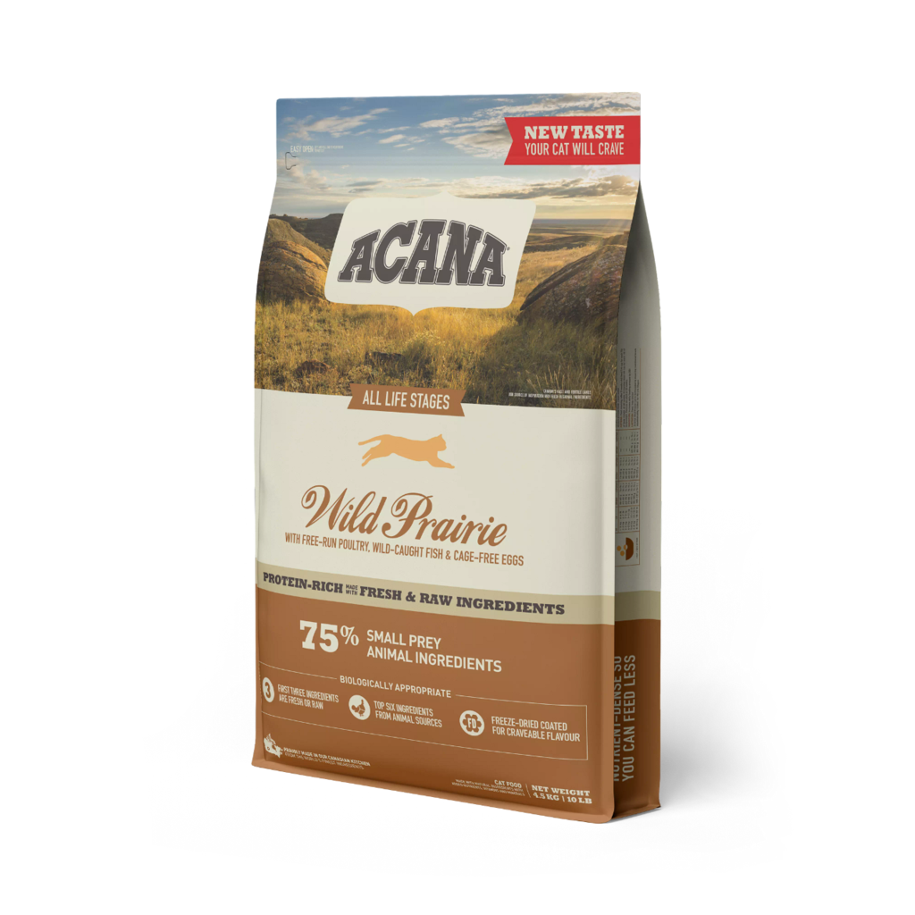 Acana Wild Prairie Cat Food (New Enhanced Recipe)