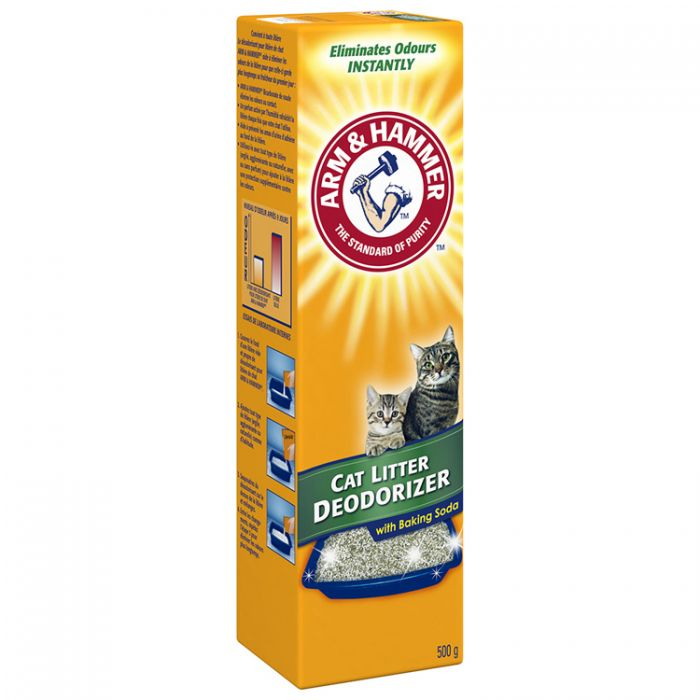 Arm & Hammer Cat Litter Deodorizer (500g)