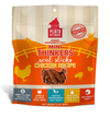 Plato Mini Thinkers Chicken Dog Treats