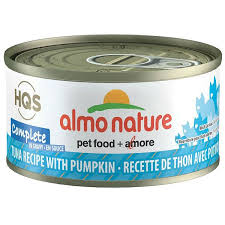 Almo Nature Complete Tuna with Pumpkin in Gravy Canned Cat Food (70g/2.5oz)