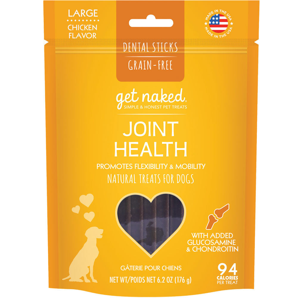 Get Naked Dental Chews Joint Health