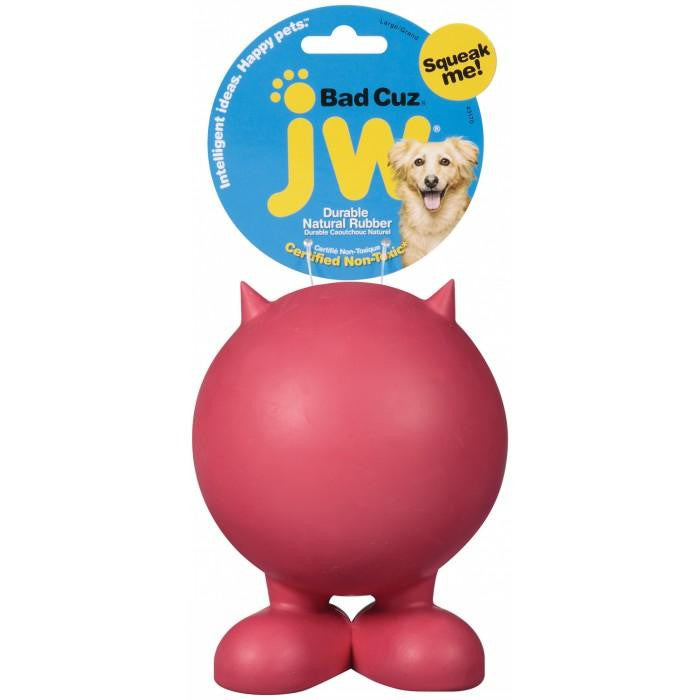JW Bad Cuz Dog Toy