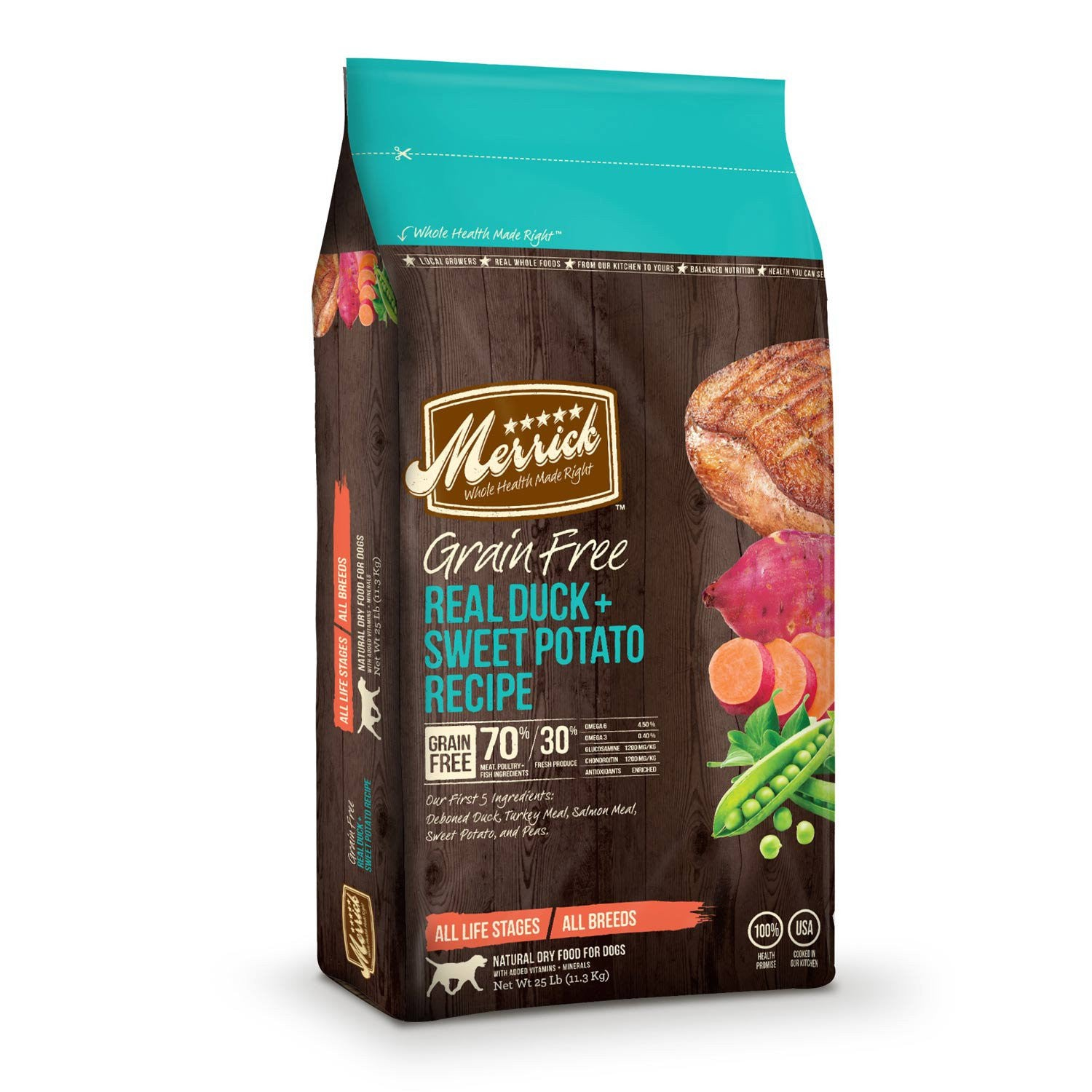 Merrick Grain Free Duck Dog Food
