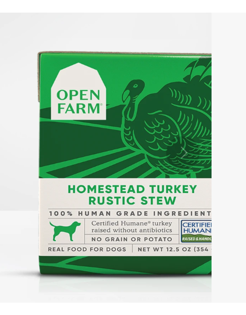 Open Farm Rustic Stew - Turkey (12.5oz)