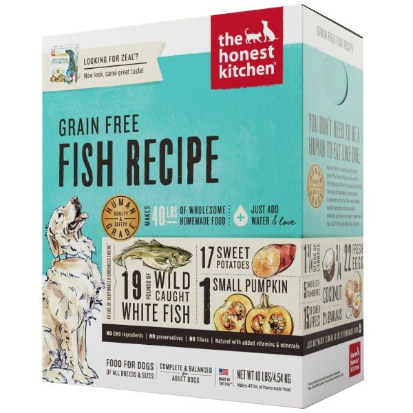 The Honest Kitchen GF Fish Dehydrated Dog Food