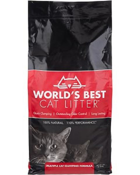 World's Best Clumping Multiple Cat Litter