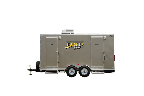 4 Station Comforts of Home Restroom Trailer Rental