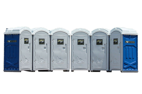 Construction Portable Toilet Rental