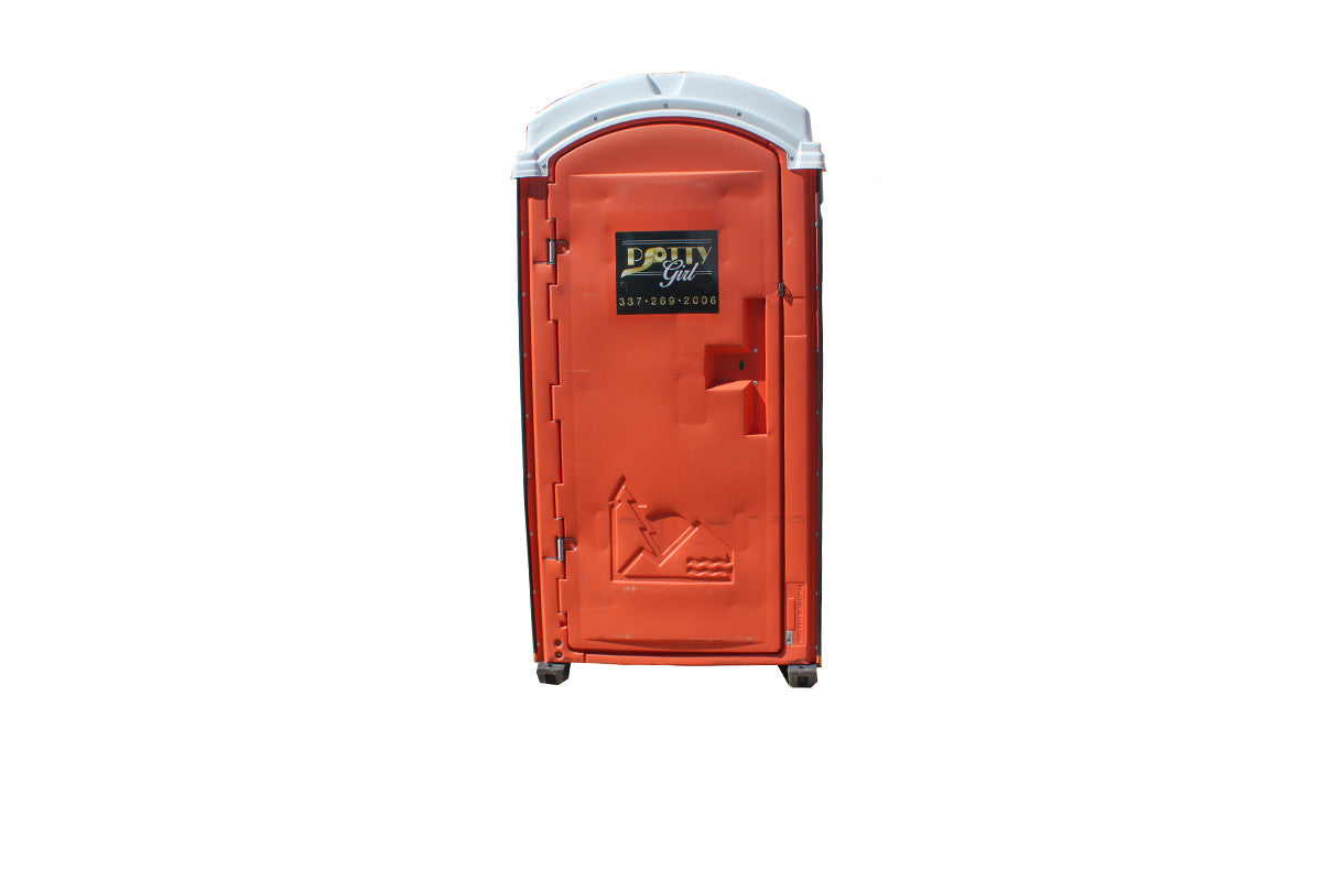 Flushing Portable Toilet Rental w/Sink - PottyGirl