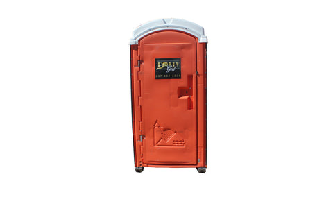 Flushing Portable Toilet Rental w/Sink