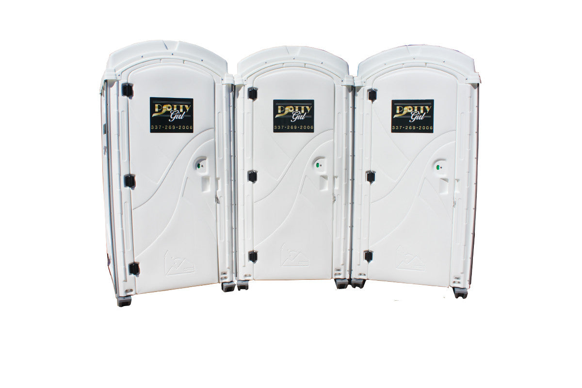 Wedding High-End Portable Toilets - PottyGirl