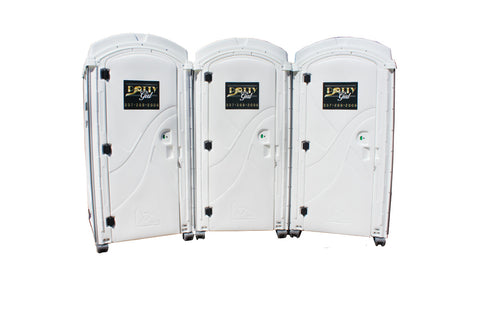 Wedding High-End Portable Toilets
