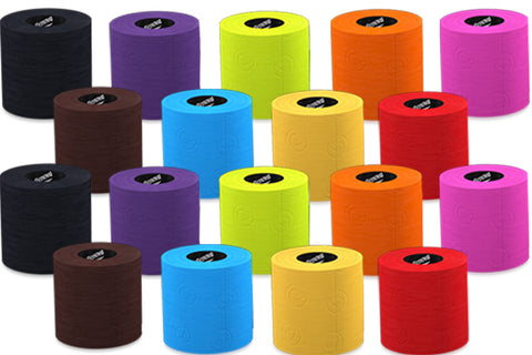 Color Toilet Paper