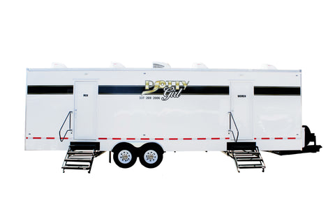 8 Station Shower Trailers