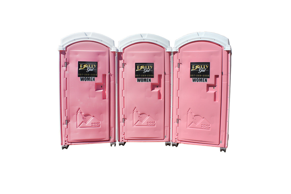 Special Event High-End Portable Toilets - PottyGirl
