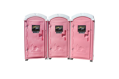 Special Event High-End Portable Toilets