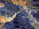 Namibian Sodalite lapidary rough 7.7 lbs beautiful blue white material 2620 gram - radiantrocksct