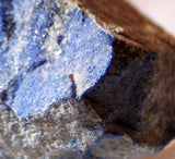 Afghan Lapis Lazuli 9.8 ounces  lapidary rough (278 grams) - radiantrocksct