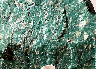 Amazonite 5.2 oz lapidary rough - Intarsia, cabochons, slabs (147 grams) - radiantrocksct