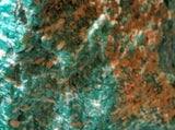 Russian Microcline Amazonite 12.2 oz lapidary rough - Intarsia, cabochons, slabs - radiantrocksct