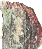California Cinnabar lapidary face cut slab 2.2 oz (65 grams) - radiantrocksct