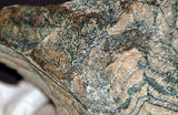 Russian Picture Rock Scarn Datolite lapidary rough 14+ lbs slab/cab great bands - radiantrocksct