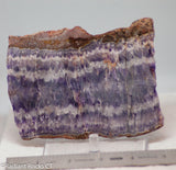 Moroccan Dark Purple Amethyst  lapidary cabochon slab 6.0 oz (170 grams)
