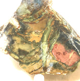 Morrisonite Porcelain Jasper faced rough 5.8 oz (165 grams) - radiantrocksct