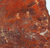 African Painted Valley Jasper Lapidary Rough red jasper/quartz/hematite 8.5lbs