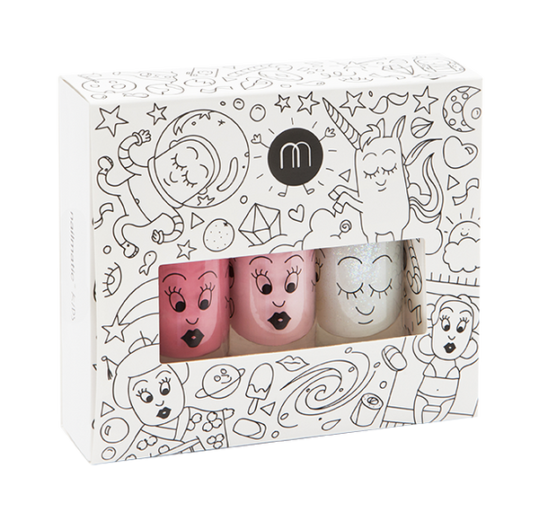 Kit Cosmo, Nailmatic Kids - Trésor de Zoë