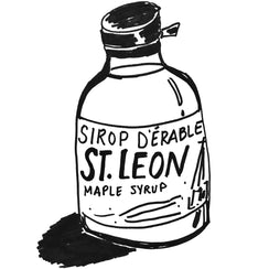 Organic St. Léon Maple Syrup (375ml)