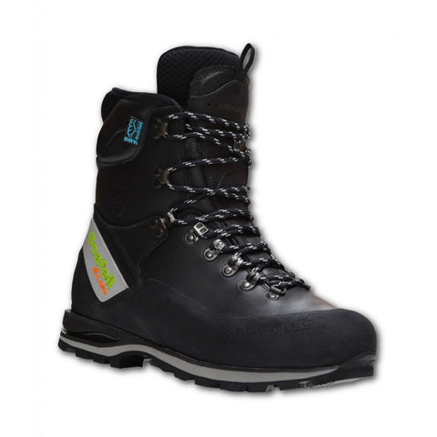 Arbortec Scafell Lite Chainsaw Boot Black