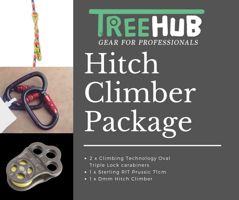 Hitch Climber Package