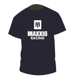 MAXXIS NAVY T SHIRT FRONT