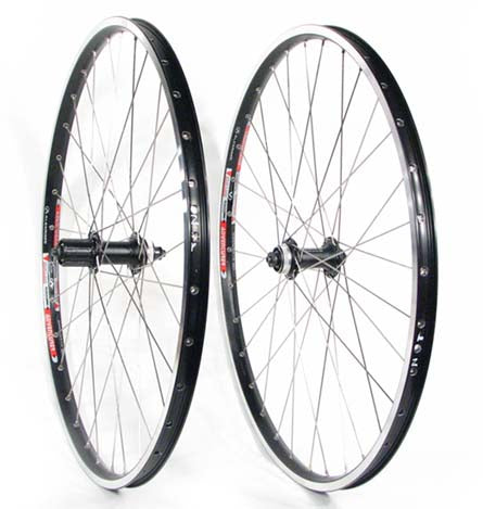 26' Deore Disc Wheels