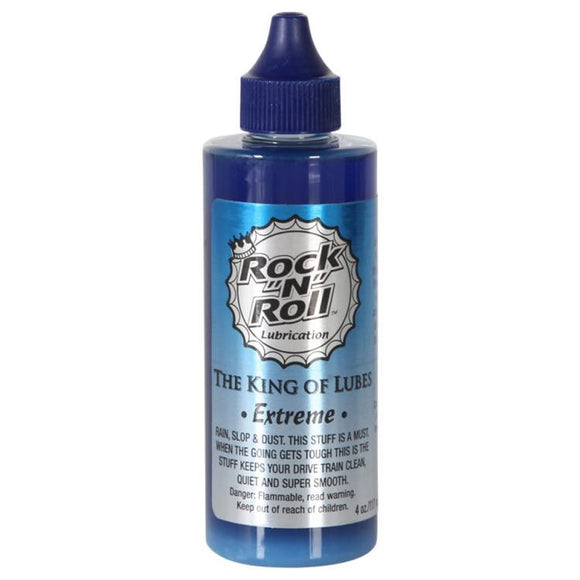 ROCK & ROLL - Extreme Blue 4oz/120mls