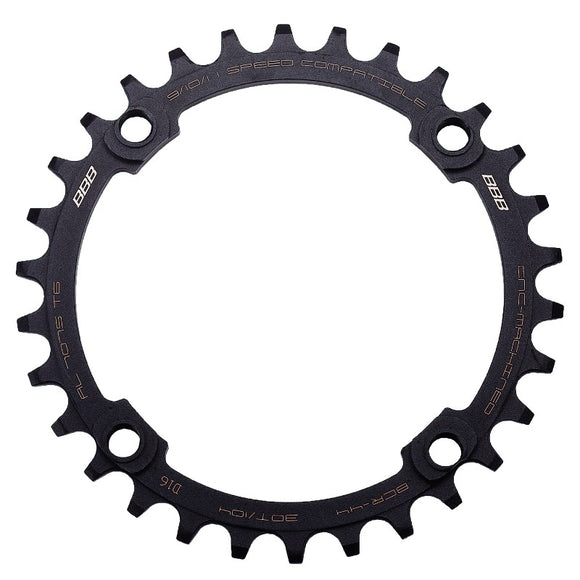 BBB - MTBGEAR Chainring (30T / 32T) Narrow Wide