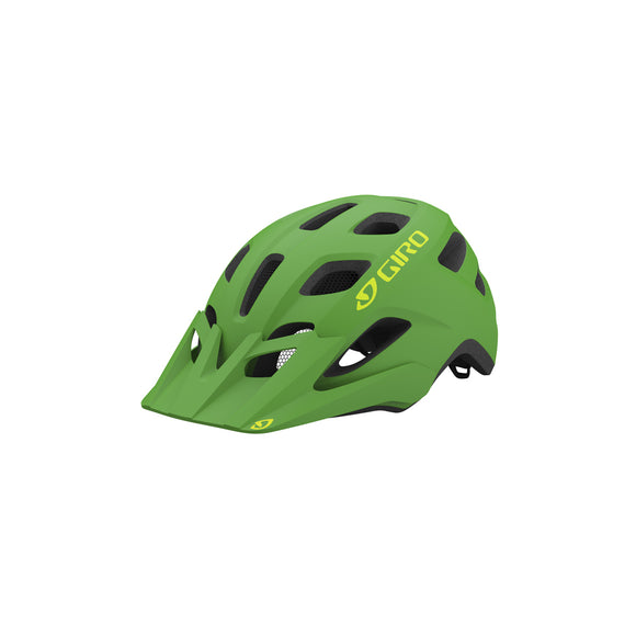 Giro Tremor MIPS Child Matte Ano Green Back