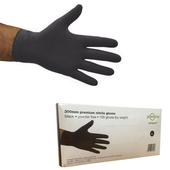 Premium Nitrile Gloves